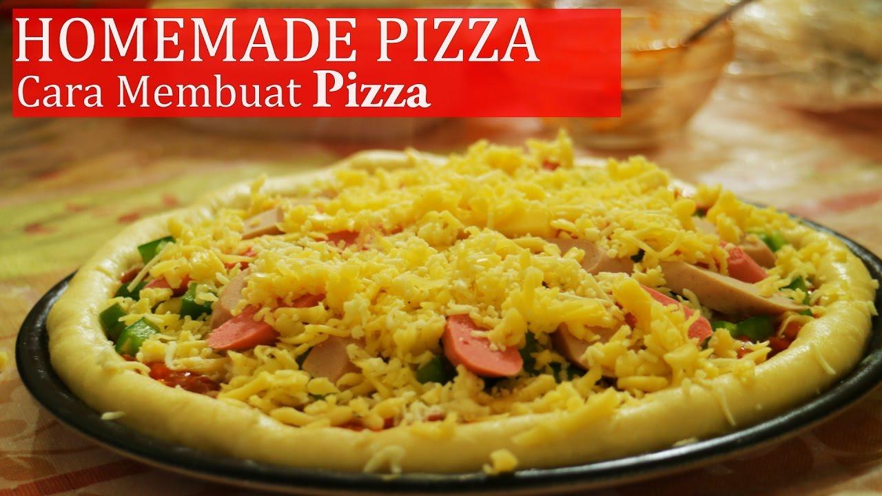 Cara Membuat Pizza Rumahan