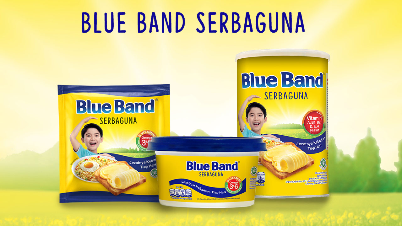 blue band itu mentega apa margarin