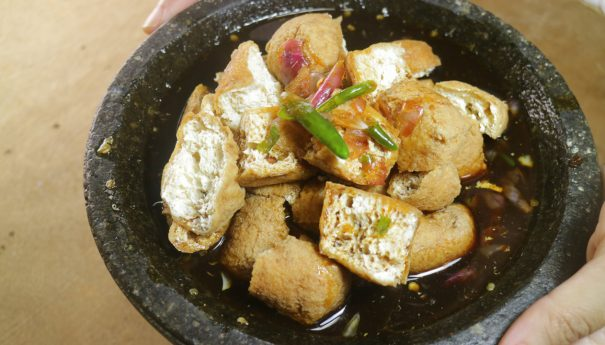 Resep Tahu Gejrot – Makanan Khas Cirebon Yang Wajib Dicoba